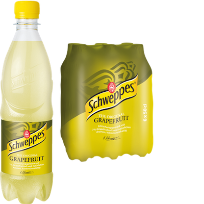 Schweppes Grapefruit (50cl)