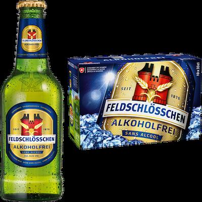 Feldschlösschen Alkoholfrei (33cl) (beer4you.ch)