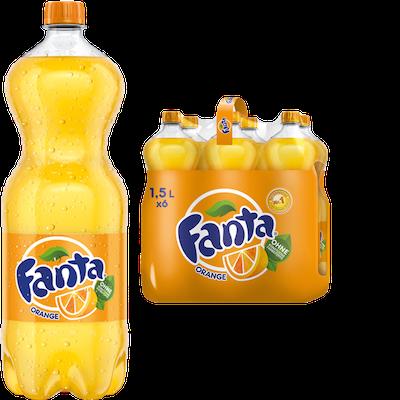 Fanta Orange (150cl)