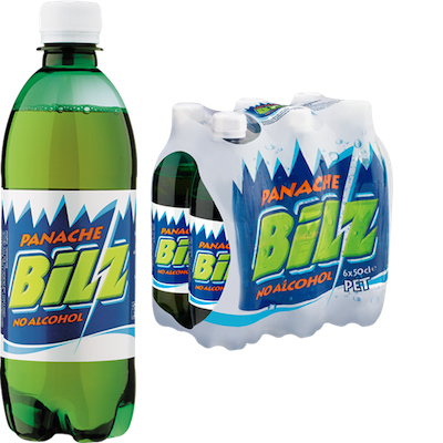 Bilz Panaché (50cl) (beer4you.ch)