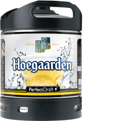 Bild Hoegaarden Witbier (Perfect Draft)
