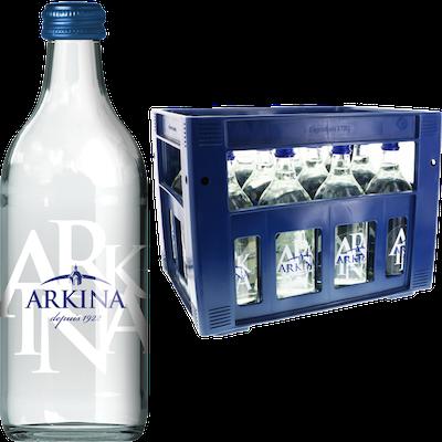 Arkina bleue non gazeuse (bouteille premium) (80cl)