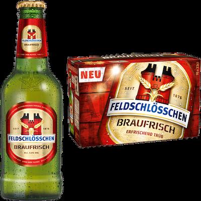 Bild Feldschlösschen Braufrisch (33cl)