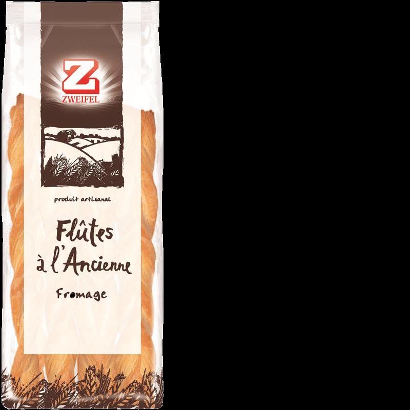 Flûtes à l'Ancienne Fromage (100g)