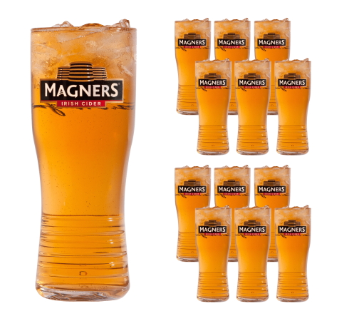 Magners Pint Glas 12x50cl