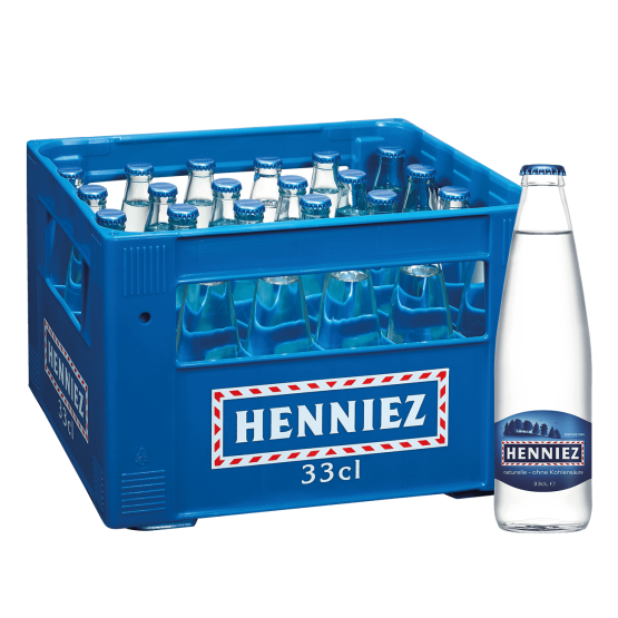Henniez blau ohne CO2 (33cl)