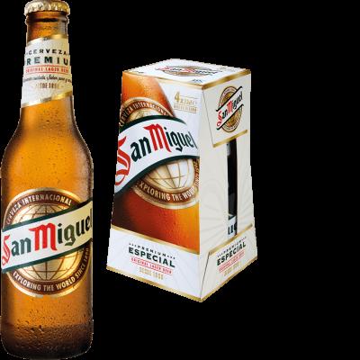 San Miguel (33cl) - Getränke-Onlineshop – Schweiz - beer4you