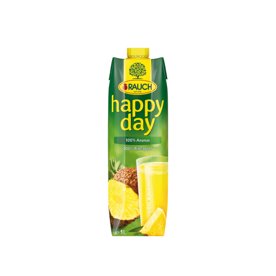 Rauch Happy Day Ananas (100cl)