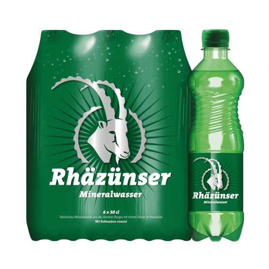 Rhäzünser mit CO2 (50cl)