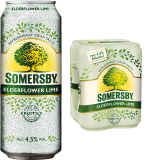Somersby Elderflower Lime (50cl)