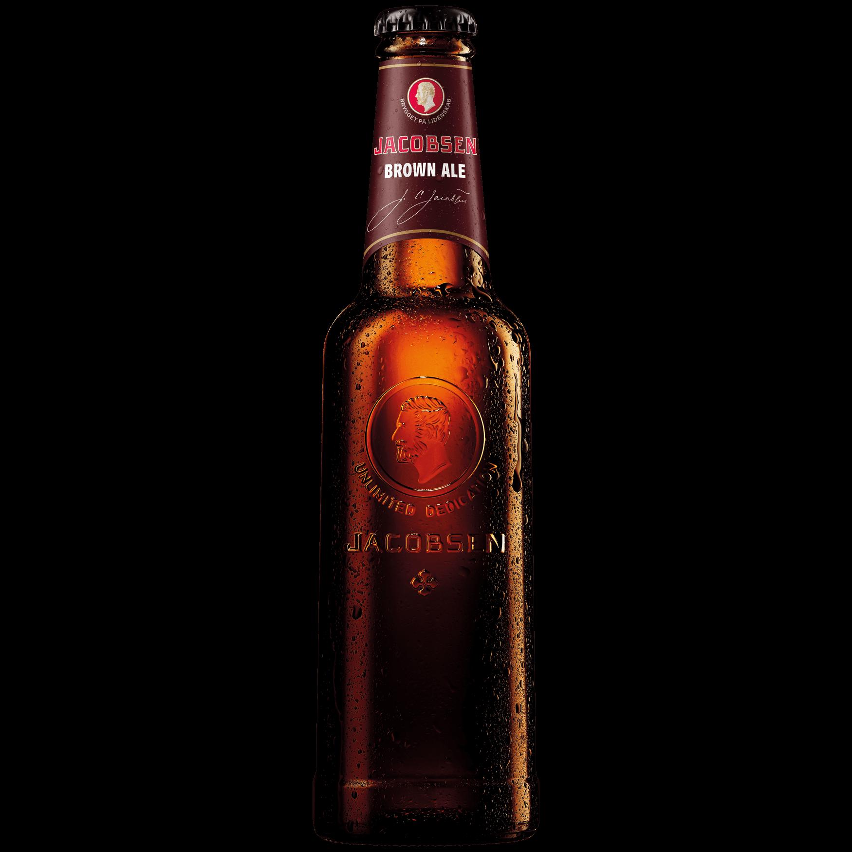 Jacobsen Brown Ale (33cl)