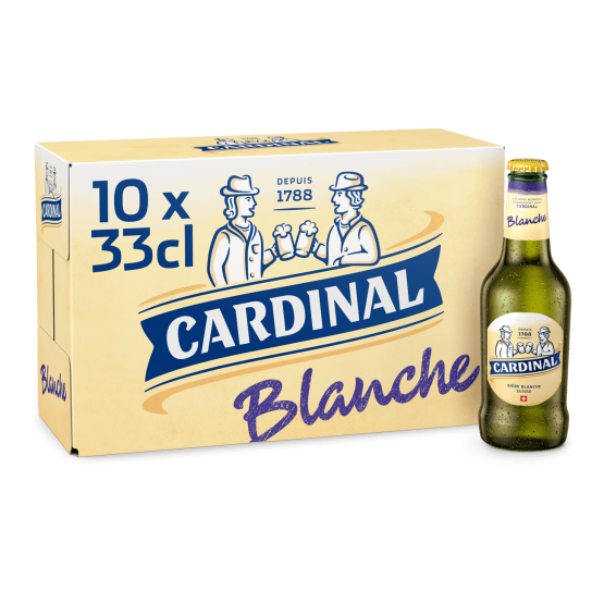 Cardinal Blanche (33cl)