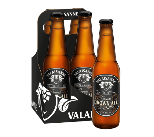 Valaisanne Imperial Brown Ale (33cl)