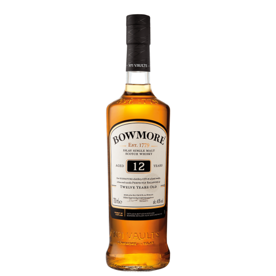 Bowmore 12Y (70cl)