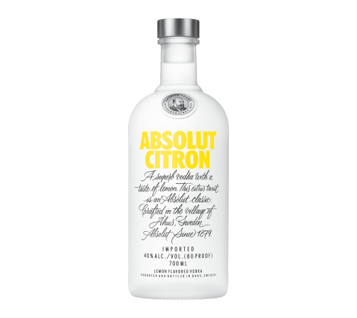 Absolut Citron (70cl)