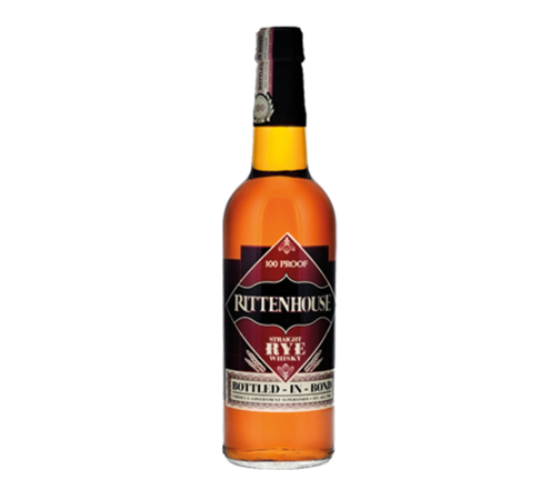 Rittenhouse Rye 100 proof (70cl)