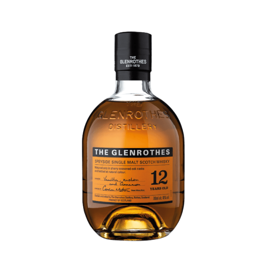 Glenrothes 12y (70cl)