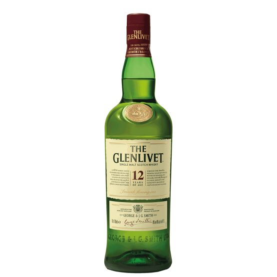 The Glenlivet 12Y (70cl)