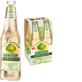 Somersby Elderflower Lime (33cl)
